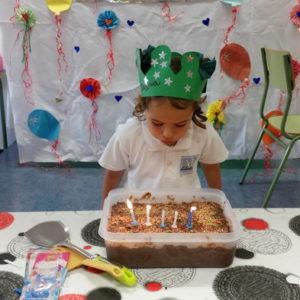 Cumpleaños Infantil 5 años A