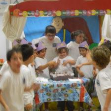 Cumpleaños Infantil 5 años C