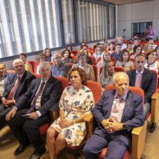 Entrega del Premio Viera y Clavijo