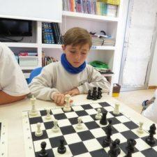 Campeonato de ajedrez y entrega de premios